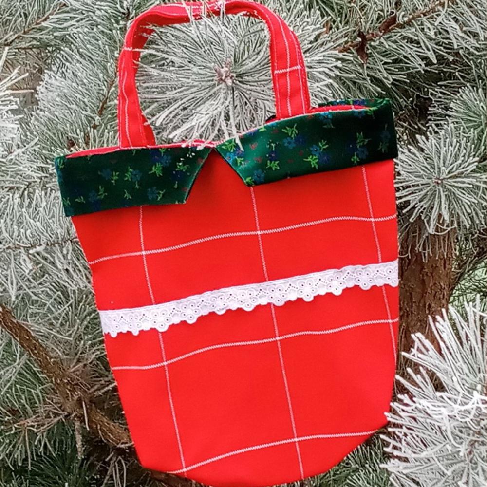 Darilna vrečka - Božična
