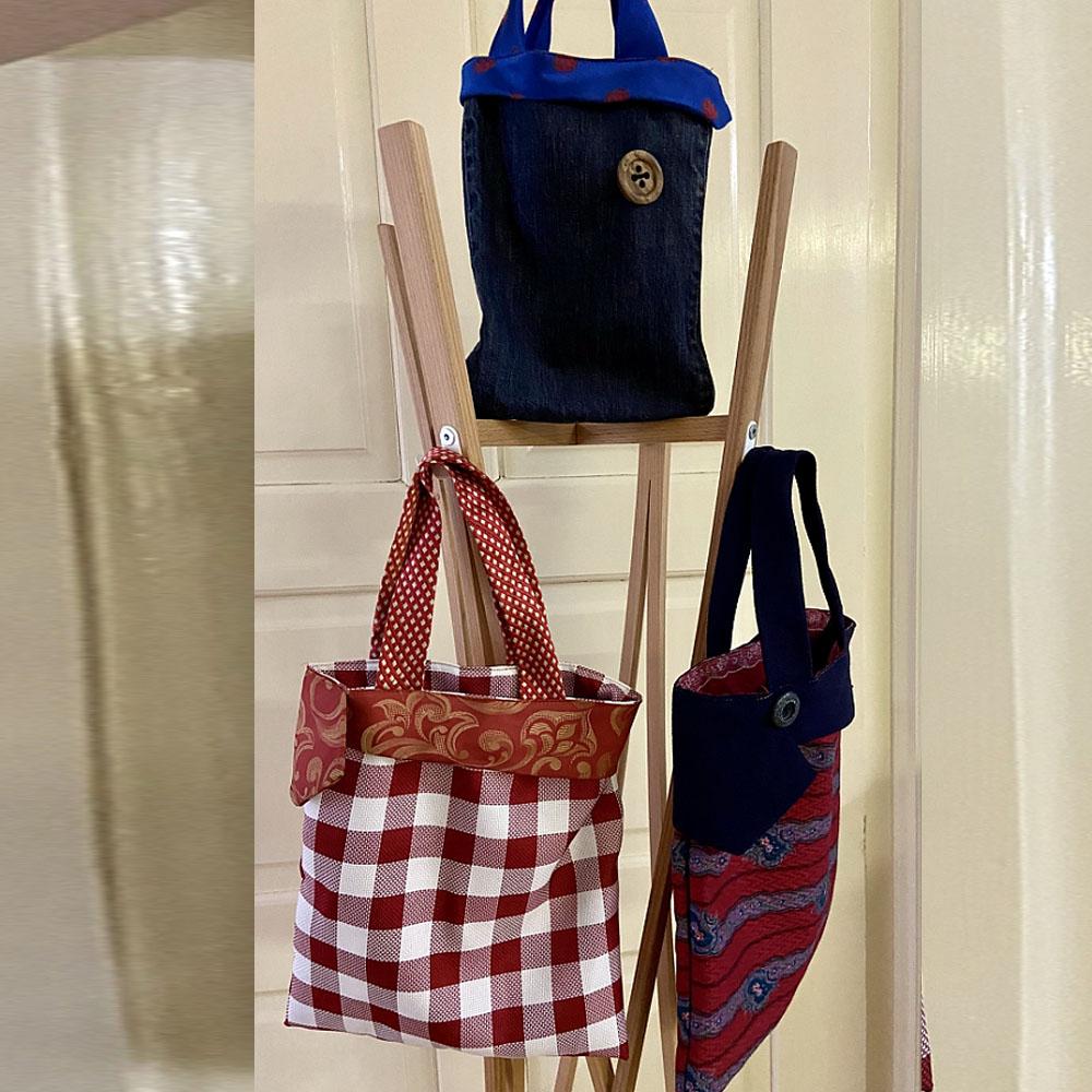 Darilna vrečka - Kravatka
