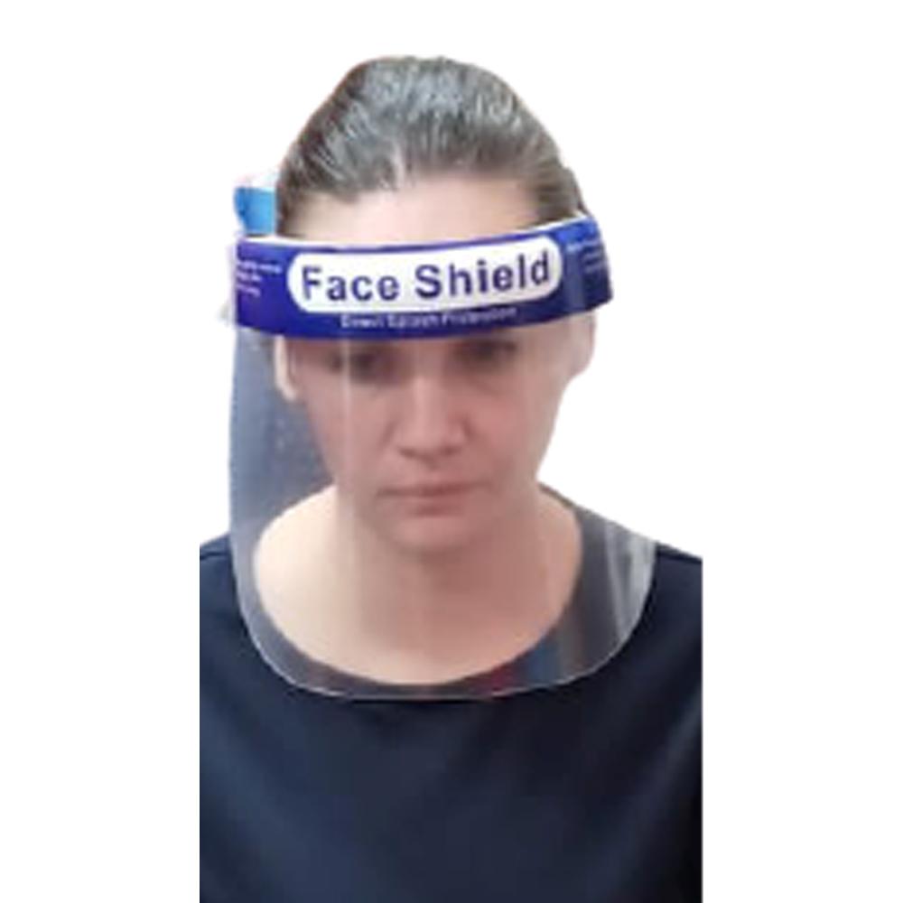 Zaščitna maska (Vizir)
